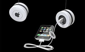 10 Weird Concept Mobile Phone Chargers