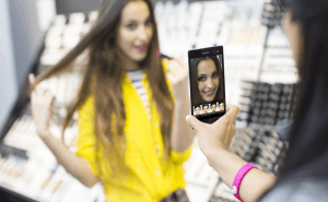 Sony's Selfie Phone Is Now on the Market