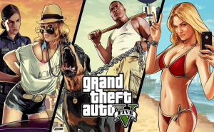 GTA V For PC Still On