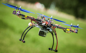 Man Shoots Down His Neighbor's Drone