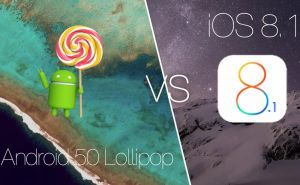 Android Lollipop vs iOS 8.1 - Which One's Better?