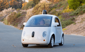 Google Takes The Wraps Off Its First Finished Self-Driving Car