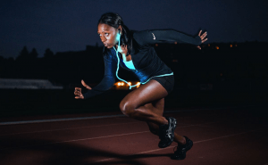 Meet Glow, The Earbuds That Flash In Sync With Your Music