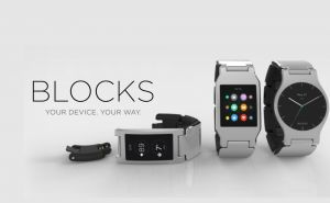 The Blocks Modular Smartwatch