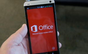 The Final Version of Office Apps for Android Is Here