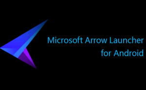 Microsoft Releases Beta Build of Arrow Launcher for Android