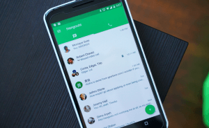 Google's Hangouts app improved with better privacy controls