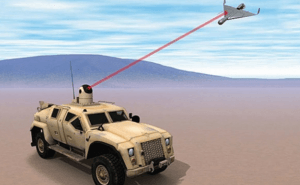 Boeing testing out drone-disabling laser