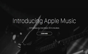 Apple Music goes live on Google Play