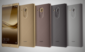 Huawei Mate 8 revealed
