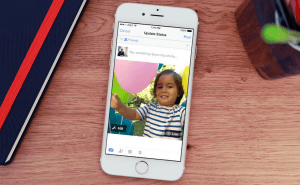 Facebook can now work with Apple's Live Photos