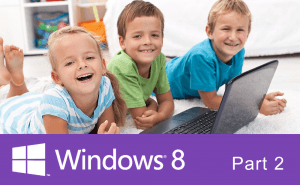 Parental Control in Windows 8. Part 2