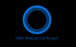 Deactivating Cortana in the Anniversary Update edition