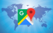 Google Maps' redesign features with new colors and icons