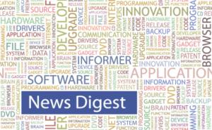 News Digest. The First Novemberish Week
