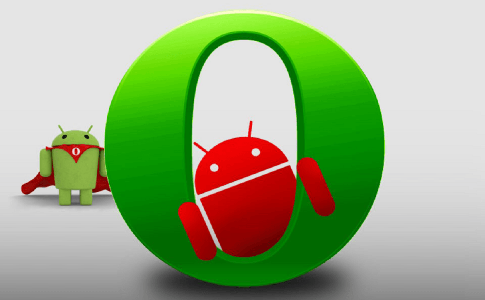 Opera Is Updated With New Features on Android