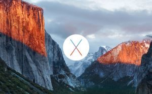 OS X 10.11 El Capitan has arrived