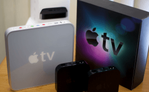 How to take a screenshot and set restrictions on Apple TV