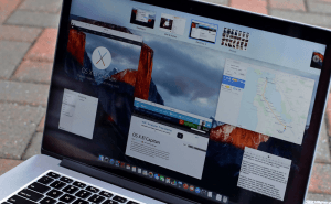 Learn to use the Split Screen function in OS X El Capitan
