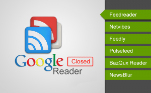 The Best Alternatives to Google Reader