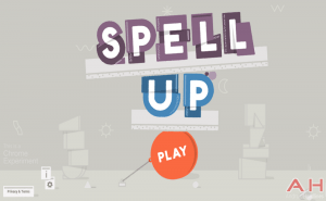 Spell Up With Chrome