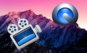 Making screen recordings on OS X Yosemite and El Capitan