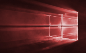 Recovering programs deleted by a major Windows 10 update