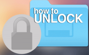 How to batch unlock files and folders on Mac