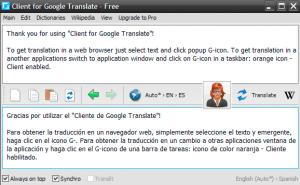 Google, TRANSLATE!