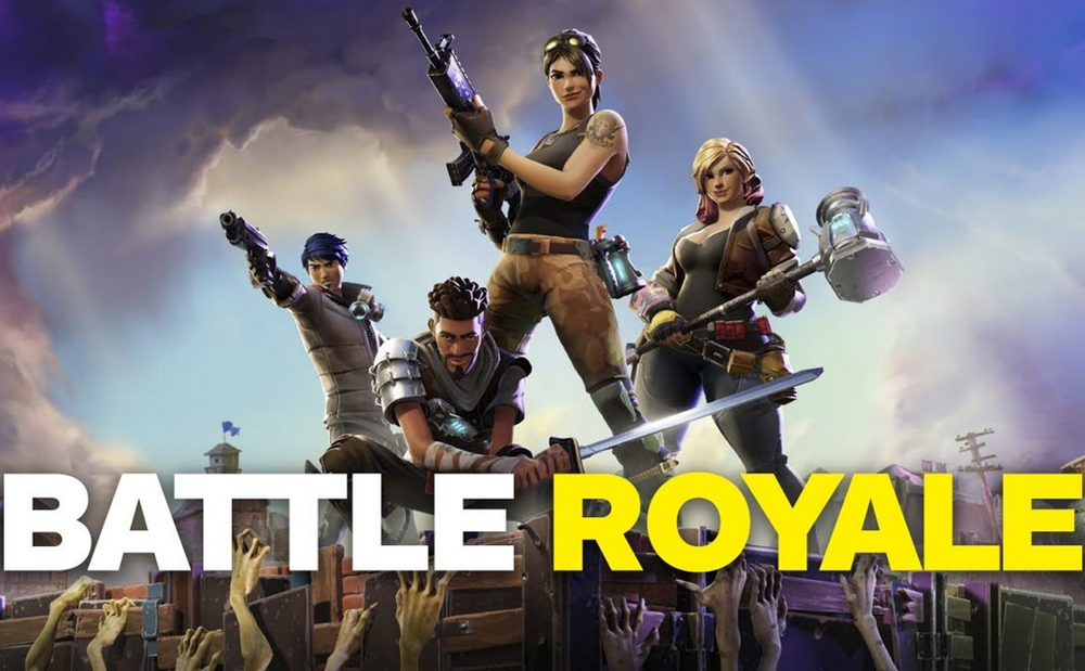 Fortnite Battle Royale Is A Free Pubg Alternative