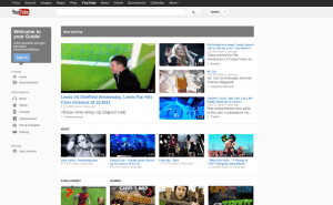 Google Rolls Out the New YouTube Interface